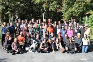 group photo, Radherb 2014 in RI